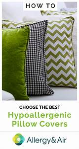 tips to buying hypoallergenic pillow covers With best allergy pillow covers