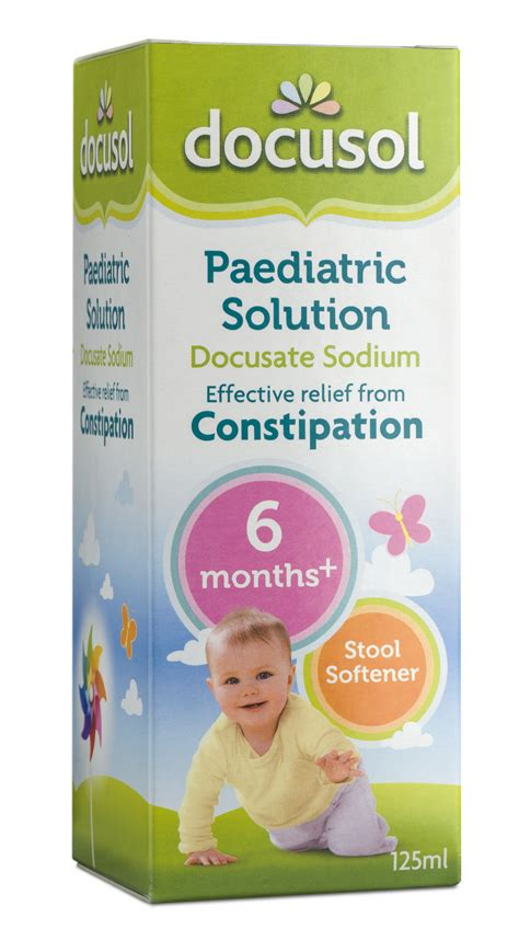 Otc Medicine Launched For Constipated Babies The Pharmacist