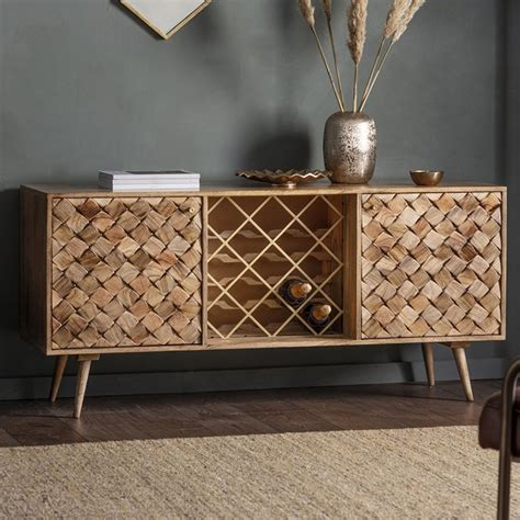 Large Tuscany Sideboard   Wooden Sideboard   Sideboards
