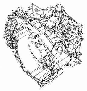 23007837983 - Exch  6 Speed Gearbox  Gs6-37bz - Tjee  Transmission