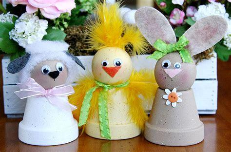 spring flowerpot pals fun family crafts