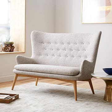 west elm settee 1000 ideas about settee dining on banquettes
