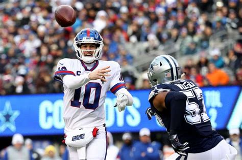 Giants Sticking With Eli Manning On Sunday Against The