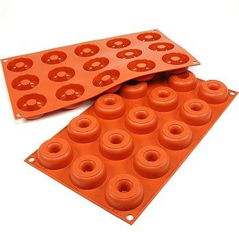 silicone mold mini donuts