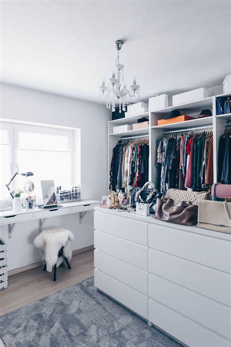 Ankleidezimmer Ikea Ideen by So Habe Ich Mein Ankleidezimmer Eingerichtet Und Gestaltet