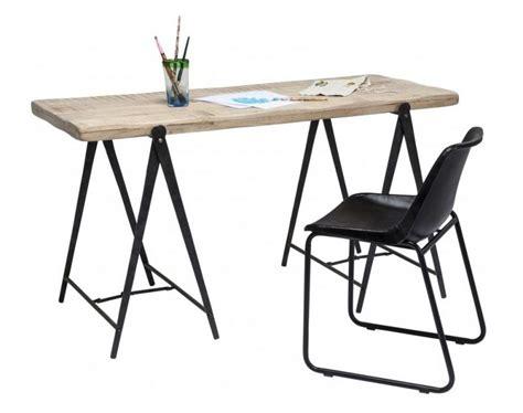 bureau en bois brut bureau en bois brut