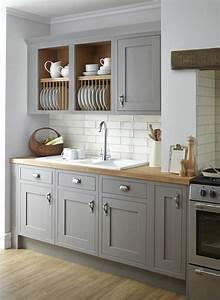 1001 idees de decor en utilisant la couleur gris perle With cuisine couleur gris perle