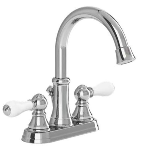 kitchen sink faucets menards grayson 2h 4 quot bathroom sink faucet at menards 174