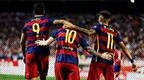 FC Barcelona - Top 10 Goals in La Liga 2015-2016 | HD ...