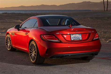 Review Mercedes Slc Class by 2019 Mercedes Slc Class Review Autotrader