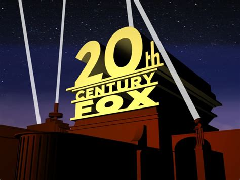 20th Century Fox From The Simpsons Dvd By Supermariojustin4 On Deviantart