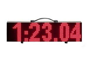 16x64 pixel microtab light led display kit displays and scoreboards finishlynx