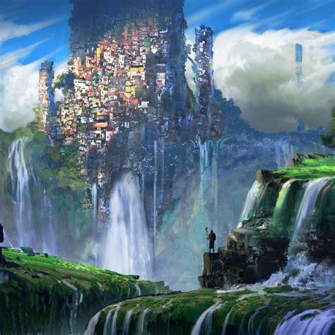 fantasy landscape forum avatar profile photo id