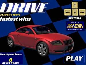 Jeux De Voiture Rouge : jeux de voiture gratuit ~ Medecine-chirurgie-esthetiques.com Avis de Voitures