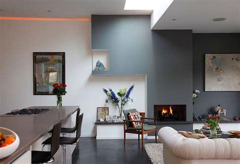 peinture salon cuisine ouverte cuisine ouverte sur salon en 40 nouvelles idées du moderne