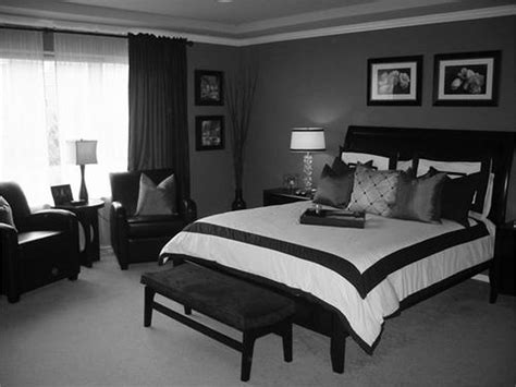 black painted bedroom appealing white black comforter and black high headboard 10867 | 6094889a8fb90595872f3ba11a2c57bc