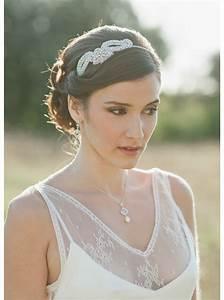 quotgarancequot collier de mariee avec pendentif serti et perle With tenue de mariage avec bijoux pendentif