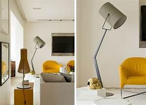 Lampe De Salon Sur Pied : lampe de salon sur pied ~ Dailycaller-alerts.com Idées de Décoration