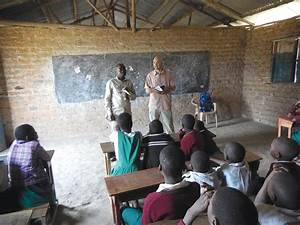 At peace with God in Uganda: Wilson missionaries work with ...