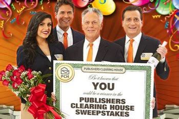 publishers clearing house winner today who is pch s newest millionaire follow these clues pch