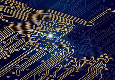 Circuit Board Background Download Free Vector Art Stock