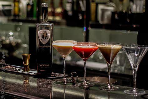 Cocktail Tasting At