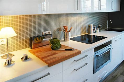 acheter credence cuisine blanc et bois cr 233 dences cuisine