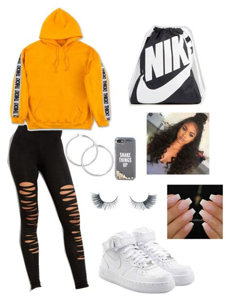 Fancy Baddie Outfits Polyvore Pictures to Pin on Pinterest - ThePinsta