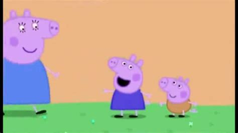 Peppa pig intro in slow GOO GOO GAA GAA YouTube