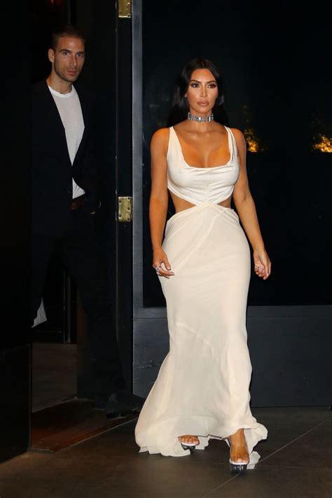 Kim Kardashian Cleavage The Fappening