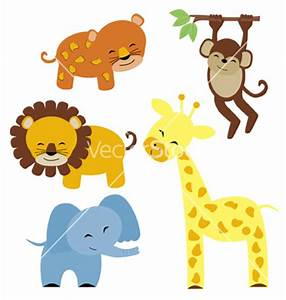 Free Baby Jungle Animal Clipart (69+)