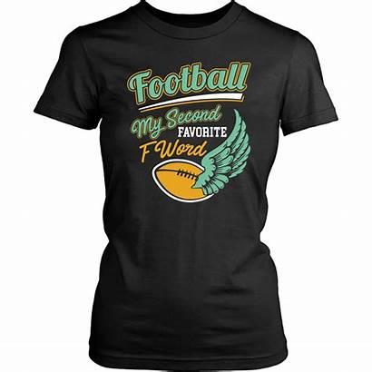 Gag Word Football Shirts Cool Mom Funny