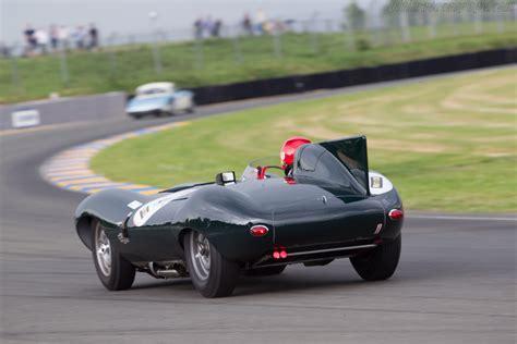 Jaguar D-Type - Chassis: XKD 545 - Driver: Clive Joy ...