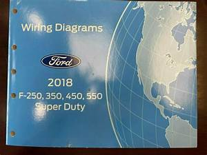 2018 Ford F 350  450  550 Super Duty Wiring Diagram