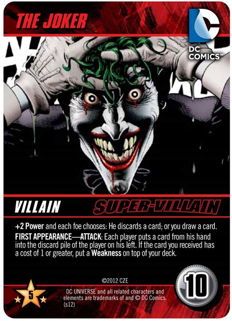 dc comics deck building game cryptozoic entertainment