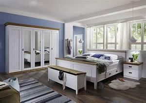 Schlafzimmer Lampen Landhausstil : schlafzimmer landhausstil wei gelaugt von harri g nstig bestellen skanm bler ~ Indierocktalk.com Haus und Dekorationen