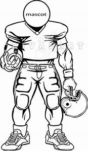 Panther Football Player Clipart - Clipart Suggest