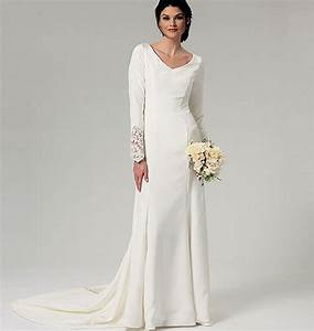 Butterick 5779 for Butterick wedding dress patterns