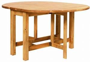 Table Pliante Ronde : table ronde pliante cuisine ~ Teatrodelosmanantiales.com Idées de Décoration