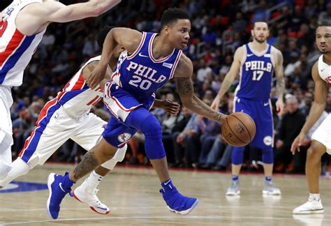 Markelle Fultz returns to lineup for 76ers | Inquirer Sports
