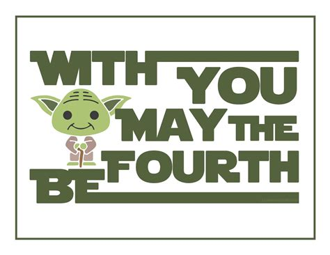Funky Polkadot Giraffe: Happy Star Wars Day: May the ...