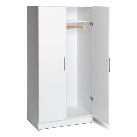 White Wardrobe Cabinet by Wardrobe Storage Cabinet Modern Form And Function From Sears