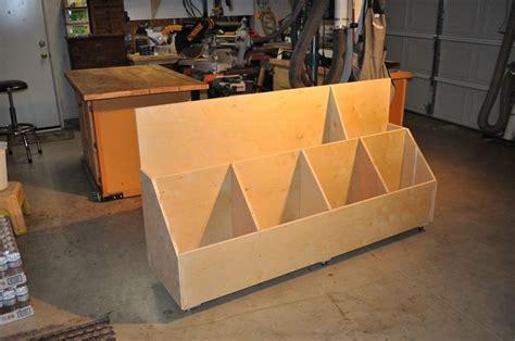 scrap wood storage lumber storage lumber rack wood storage