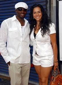 Color of Love: Celebs in Interracial Relationships | Derek ...