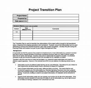 business process transition plan template transition plan With business process transition plan template