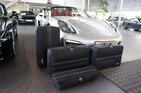 Schutzdecken Für by Porsche 986 Kofferset Bestseller Shop Mit Top Marken