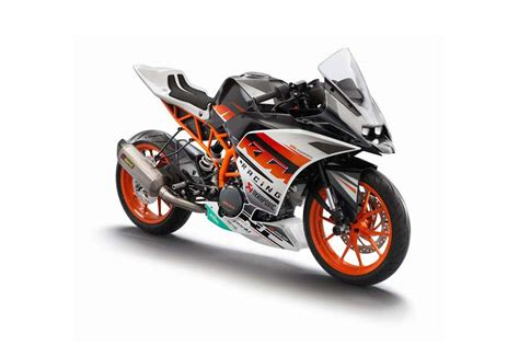 2014 Ktm Rc125, Rc200 And Rc390 Pics Leaked, Prices