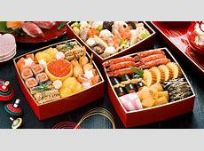New Year and Osechi Ryori Special Features Japanese
