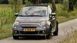 Fiat 500 Cabrio Sport : fiat 500 cabriolet twinair turbo sport youtube ~ Jslefanu.com Haus und Dekorationen