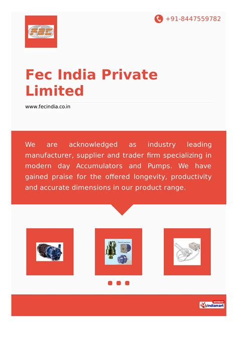 Readydesk Go India Pvt Ltd by Fec India Limited By Fec India Limited Issuu